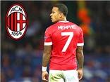 Milan là lối thoát cho Depay?