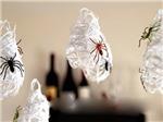 Ổ nhện siêu độc đáo cho đêm Halloween