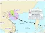 Cập nhật tin thời tiết sáng 19/10: Bão số 7 đã đi vào Vịnh Bắc Bộ và giảm xuống cấp 11