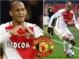 Nếu bán Darmian, Man United sẽ mua ai thay thế?