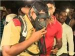 VIDEO: Cháy bệnh viện, 14 người chết, hơn 100 người bị thương