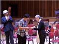 Việt Nam nhận 2 giải thưởng tại Festival Âm nhạc mới Á-Âu 2016