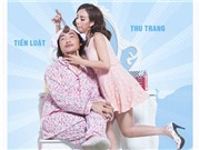Hài hước cảnh phòng ngủ của vợ chồng 'Hoa hậu hài' Thu Trang