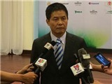 Tổng thư ký VTF Nguyễn Quốc Kỳ: 'Sẽ phát triển với nguồn lực Việt Kiều'