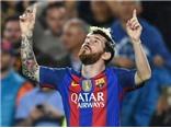 'Messi là số 1 thế giới, là định nghĩa hoàn hảo nhất về bóng đá'
