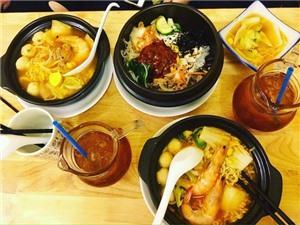 Ăn mì cay Hàn Quốc 7 cấp độ đang có siêu khuyến mãi ở đâu?