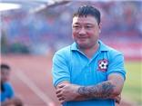 Cầu thủ Hải Phòng mong HLV Việt Hoàng ở lại