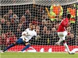 Paul Pogba đã xin Wayne Rooney nhường quyền đá 11m