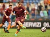 Totti lại gây sốt với 2 pha siêu kiến tạo trong trận hòa của Roma