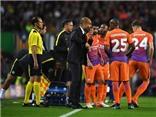 Thất bại của Guardiola và đẳng cấp của Messi