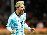 Messi trở lại sau chấn thương, Argentina khấp khởi