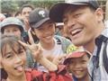 MC Phan Anh tham gia 'Oằn mình chống lũ' của VTV
