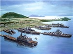 3 tàu Hải quân Trung Quốc cập cảng Cam Ranh, ở thăm 4 ngày