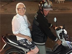 Cụ bà người Nga 89 tuổi một mình 'đi phượt' ở Việt Nam
