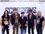 Scorpions sẽ hát Wind of change tại Monsoon 2016