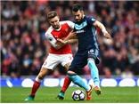 Arsenal 0–0 Middlesbrough: Ngày sinh nhật yên lặng của Wenger