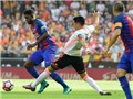 Valencia  2–3 Barcelona: Messi sắm vai người hùng, Barca thắng giàu cảm xúc