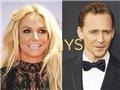 Britney Spears khao khát được hẹn hò với Tom Hiddleston