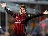 Manuel Locatelli tiến bộ thần tốc, là tương lai của Milan và Italy