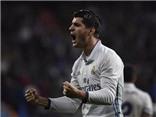 Real Madrid 2-1 Bilbao: Ronaldo im lặng, Morata lên tiếng, Real độc chiếm ngôi đầu