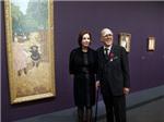 Cặp đôi Mỹ hiến tặng bộ sưu tập nghệ thuật trị giá 350 triệu euro cho Bảo tàng Musée d'Orsay