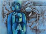 Sửng sốt trước 'Miền tĩnh lặng' của họa sỹ Hoàng A Sáng