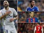 Quả bóng vàng của France Football lại khiến cộng đồng mạng dậy sóng