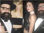 Taylor Swift và 'kẻ thù' Katy Perry cùng... bạn trai cũ của cả hai 'đối mặt' ở tiệc sinh nhật