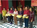 Gia đình Đại tướng Võ Nguyên Giáp cứu trợ vùng lũ quê nhà Quảng Bình