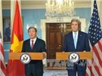 Việt Nam và Hoa Kỳ thúc đẩy hợp tác toàn diện