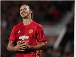 Ibrahimovic ngạo nghễ tuyên bố sẽ tạo 'KHÁC BIỆT' trước Man City