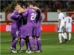 Nacho ghi bàn tuyệt đẹp, Real Madrid đè bẹp đội hạng dưới 7-1