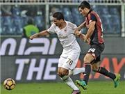 AC Milan bỏ lỡ cơ hội vươn lên số 1 Serie A