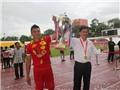 Ông Trần Anh Tú vẫn 'thống lĩnh' bóng đá TP.HCM