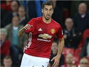 Mkhitaryan ngày càng mất tích khó hiểu ở Man United