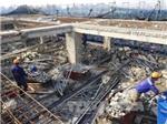 Hoàn thành phá dỡ tầng 19 tòa nhà 8B Lê Trực, Hà Nội