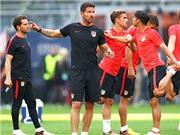 Atletico Madrid - Malaga: Tìm lại mạch chiến thắng