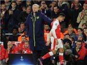 Arsene Wenger bất ngờ 'nắn gân' Alexis Sanchez