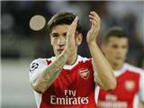 Arsenal bất ngờ mất 'máy chạy' trước trận chiến ở Champions League