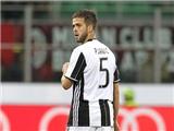 Pjanic đã thay thế Pogba ở Juventus như thế nào?
