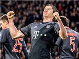 Lewandowski, Griezmann cùng lập cú đúp, Bayern và Atletico sớm giành vé