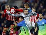 Southampton 2-1 Inter: Trảm tướng vẫn không đổi vận