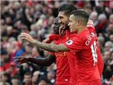 ĐIỂM NHẤN Liverpool 6-1 Watford: The Kop như một 'cơn bão'. Sturridge vẫn cần thêm thời gian