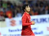 HLV Hữu Thắng khen Công Phượng thi đấu nổi bật trước Indonesia