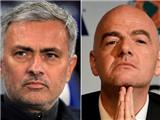 Chủ tịch FIFA: 'Bóng đá cần những người như Mourinho'