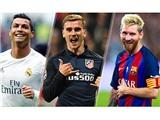 Để giành Quả bóng Vàng, Griezmann nên tìm đến... Man United