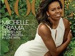 Ngắm bà Michelle Obama cực kỳ quyến rũ trên tạp chí 'Vogue'