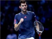 VIDEO: Dominic Thiem phản công sắc lẹm khiến Djokovic bất lực ở ATP World Tour Finals
