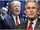 Lo ngại 'ý đồ' của ông Trump khi bổ nhiệm các cựu quan chức thời Bush