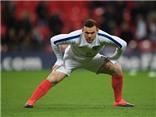 Wayne Rooney lộ hình ảnh 'khó đỡ' sau khi uống rượu cả đêm